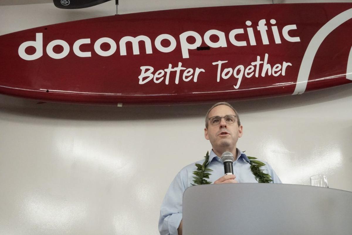 DOCOMO opens doors to new headquarters
