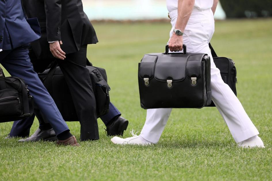 How safe is the US 'nuclear football'?: Pentagon watchdog to review protocols