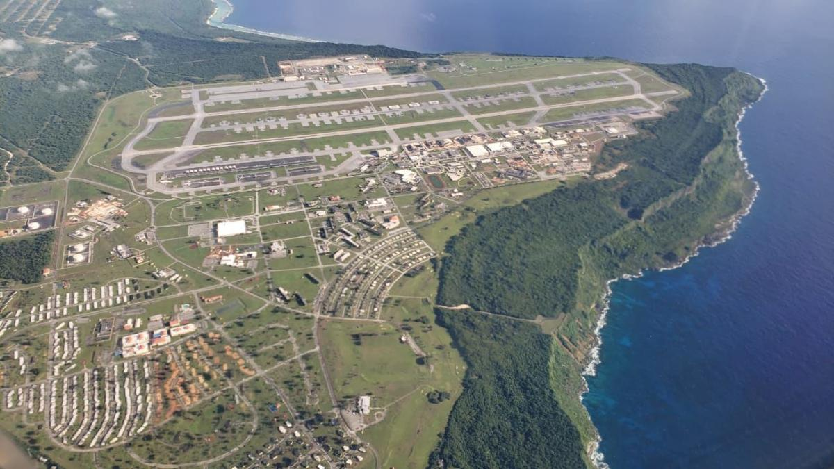 7 airmen deployed to Guam test positive for COVID-19