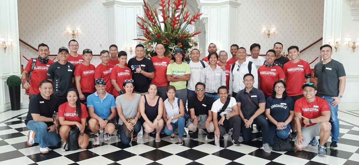 Guam, Saipan compete at Asian OCR