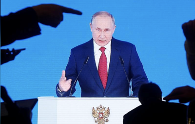 Putin shake-up changes Russia power structure