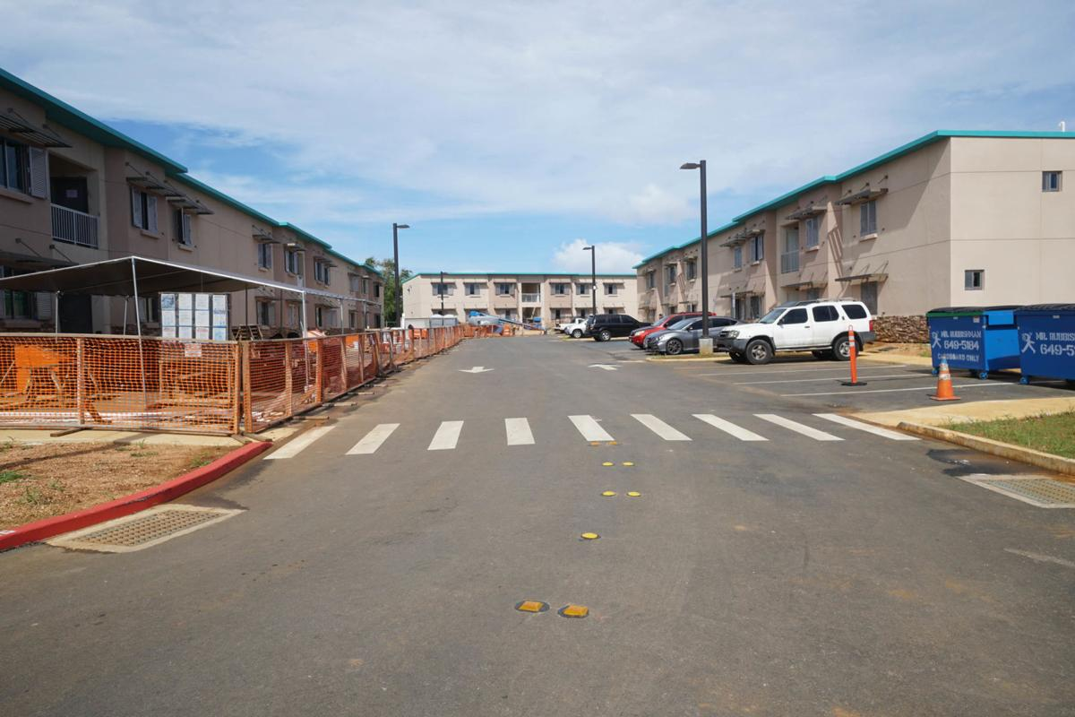 50 new low-income apartments