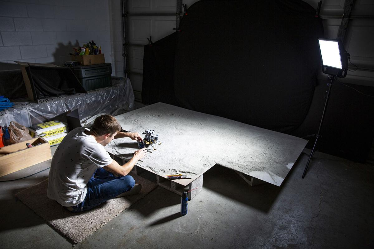 Orlando photographer uses Legos and imagination to 'Build Space'