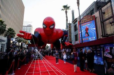 Spider-Man debuts at $185M