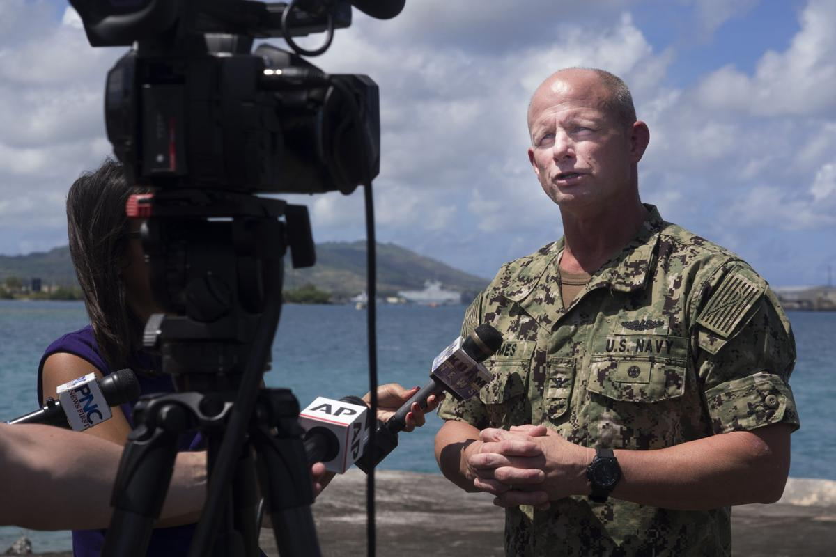French boat accident halts Guam exercise