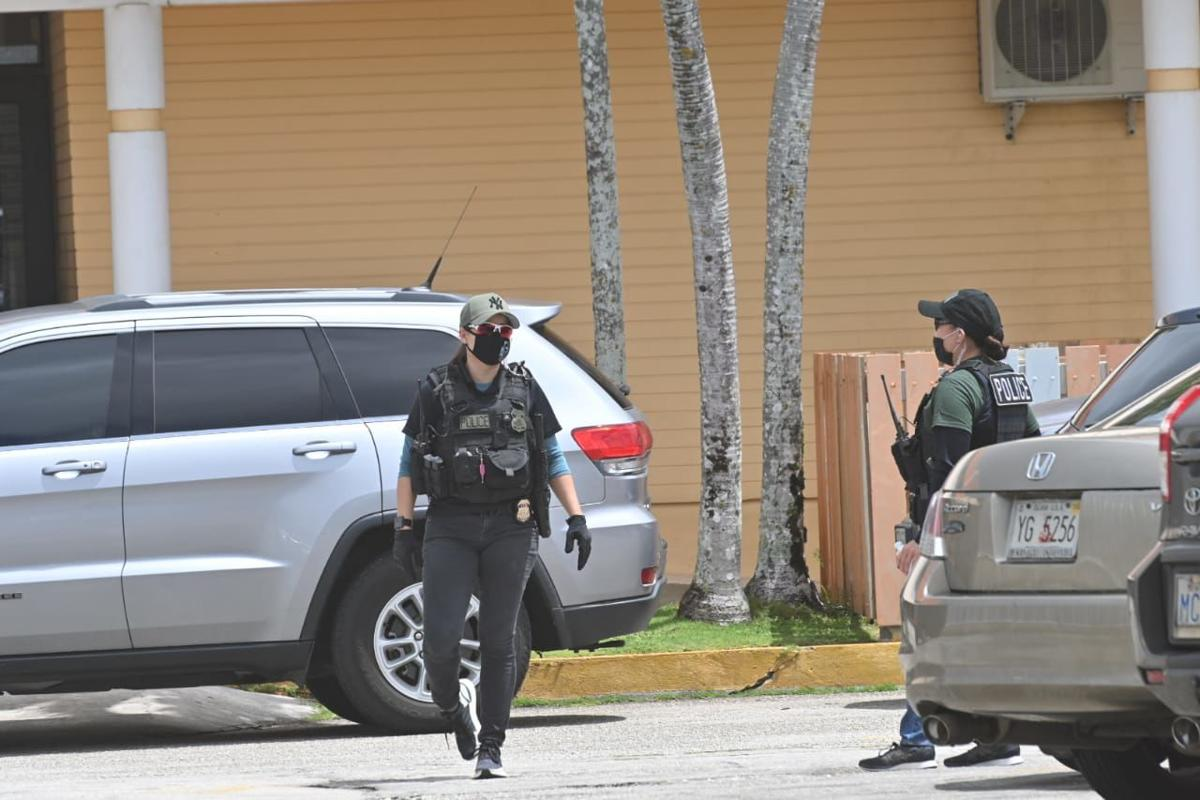 Federal agents execute search warrant at major Guam supplier of medical supplies, operator of pharmacies