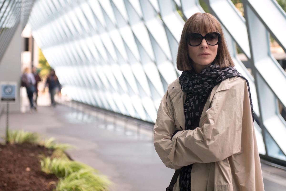 Blanchett is otherworldly, lovable in 'Where'd You Go, Bernadette'