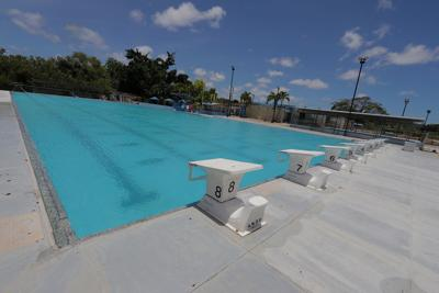 Agana Pool will be closed on Friday
