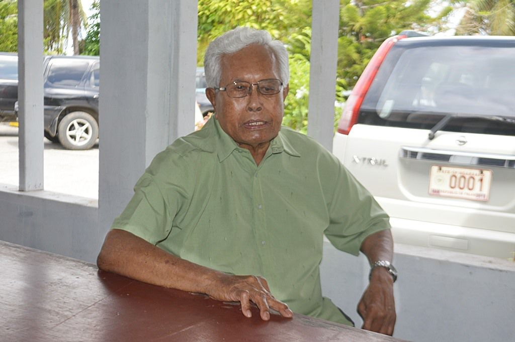 Guam joins Palau in mourning Remengesau Sr.