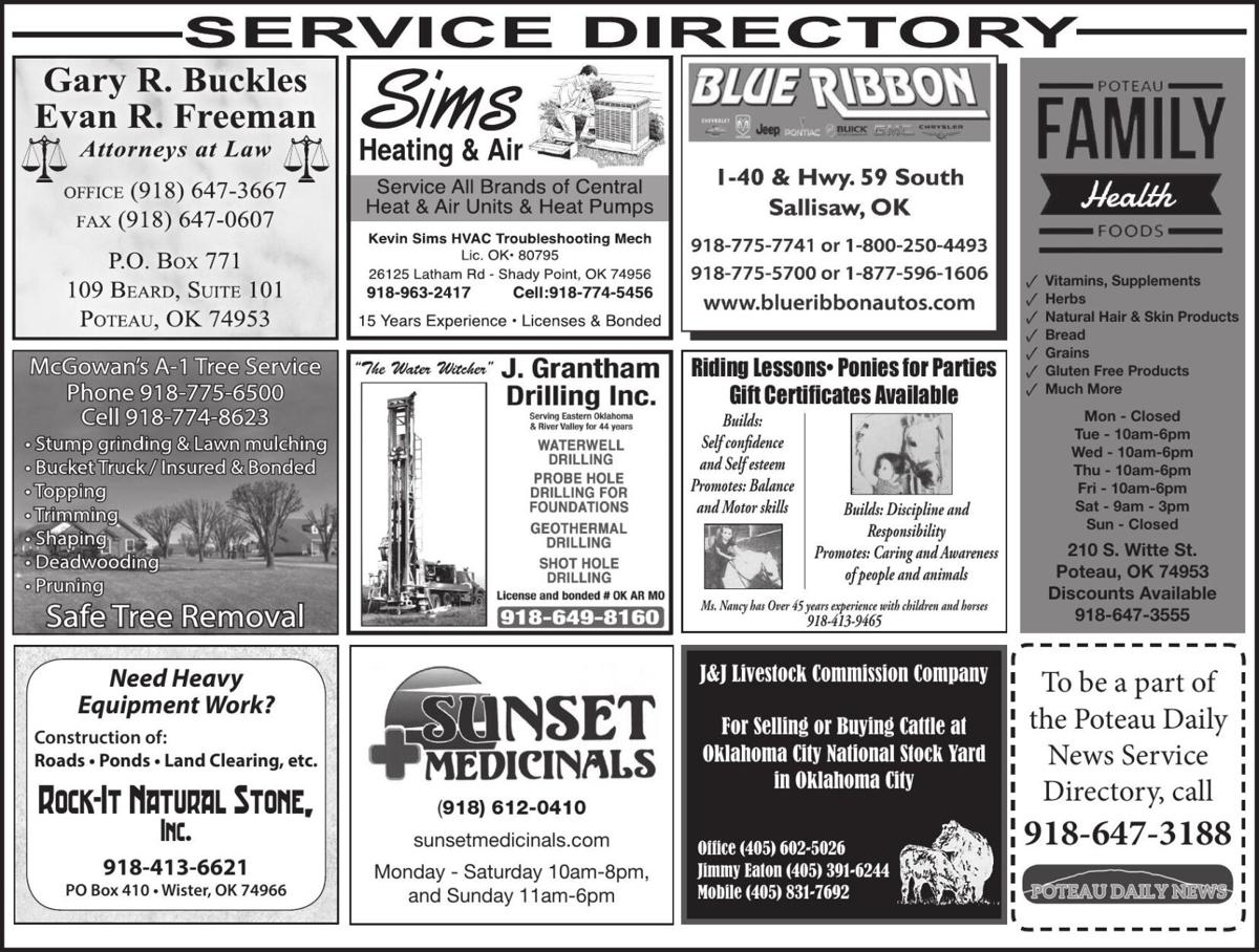 Services Directory
