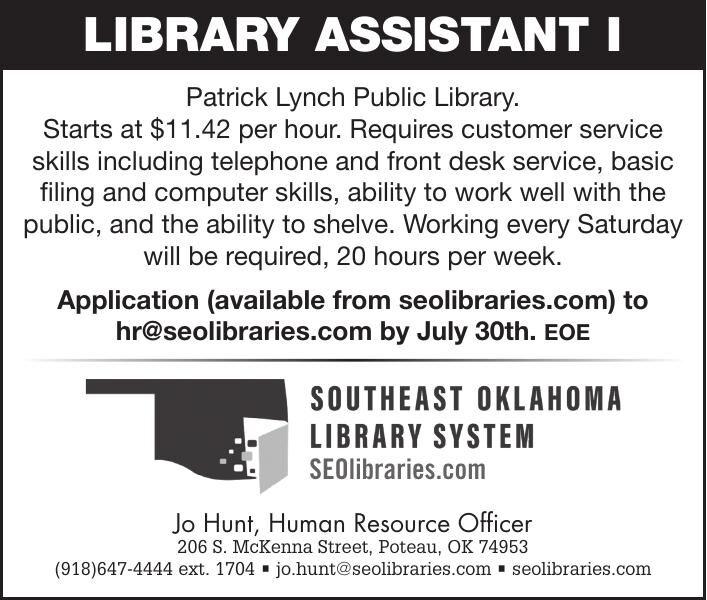 Southeast Oklahoma Library System