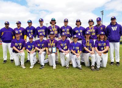Wister 2021 LCT Baseball champions