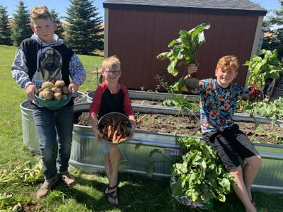 AG for LIfe's second try at Junior Garden Club was a must