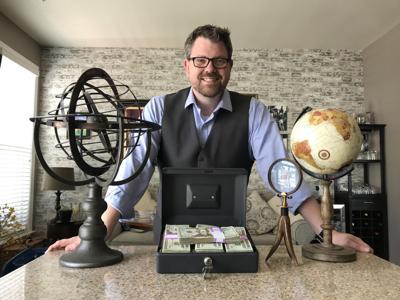 Ian Lovejoy Treasure Quest