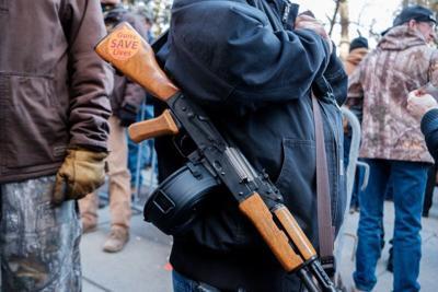 assault weapons ban Virginia Mercury