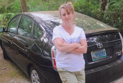 puss caterpillar victim Crystal Spindel Gaston of New Kent County Virginia Mercury