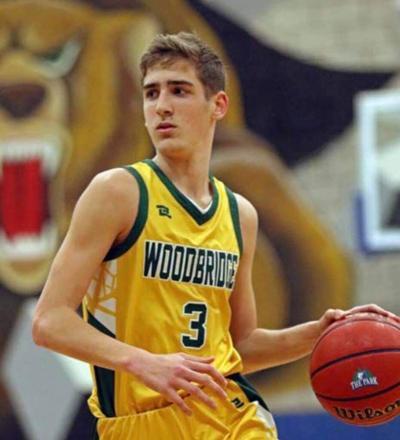Shane Feden Woodbridge Senior High School boys basketball