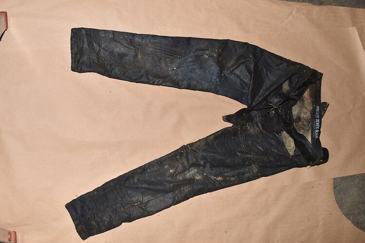 Clothing - Jeans.jpg Vintage Genes Black body found at American Recycling Center
