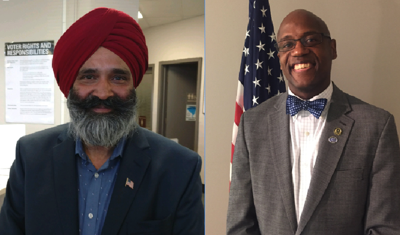 Candidates for Neabsco District supervisor's race