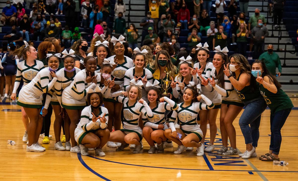 51579981102_59d5ea05f9_k.jpg. Woodbridge Senior High School cheerleaders
