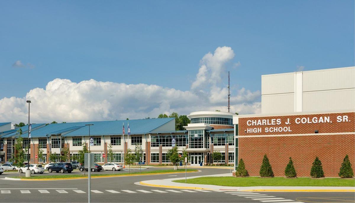 Charles J. Colgan Sr. High School