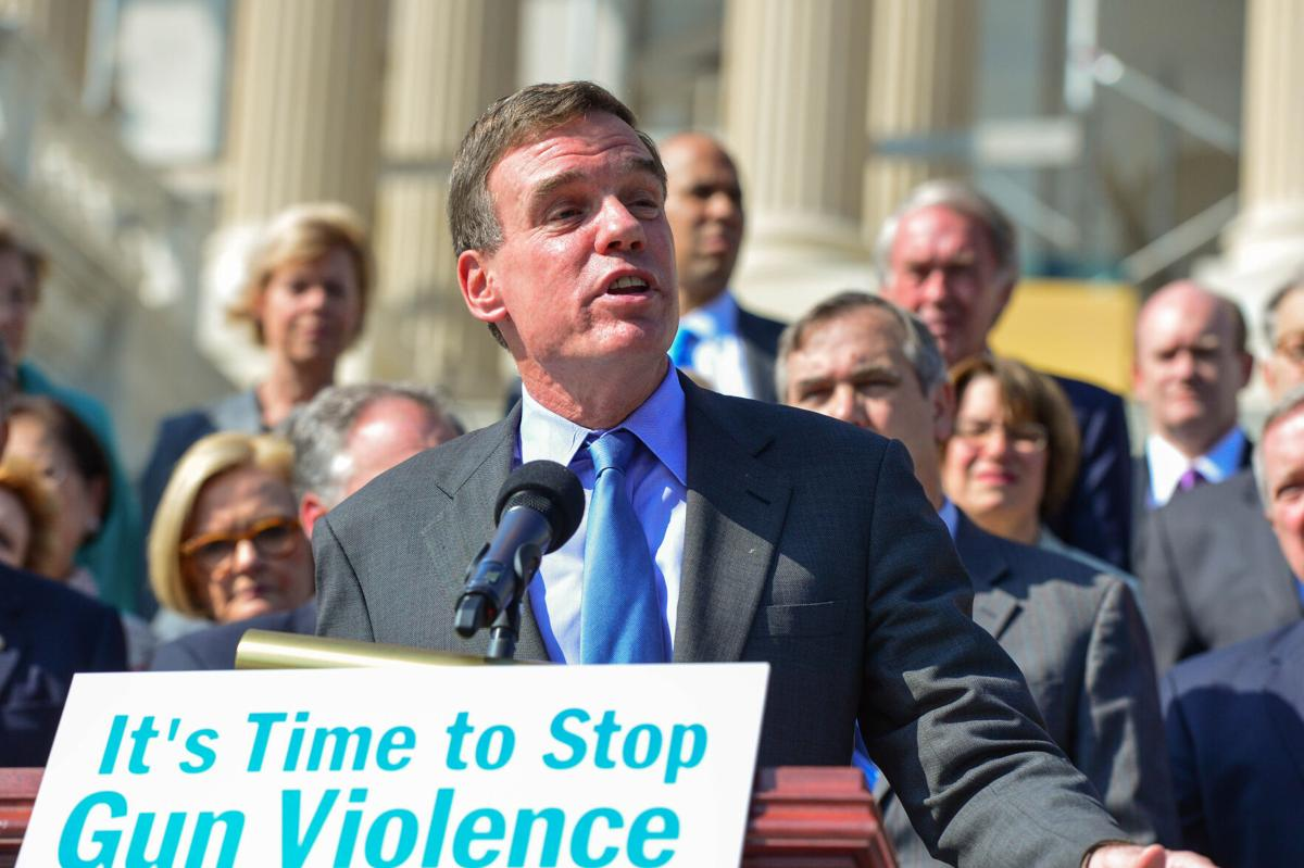Virginia Sen. Mark Warner