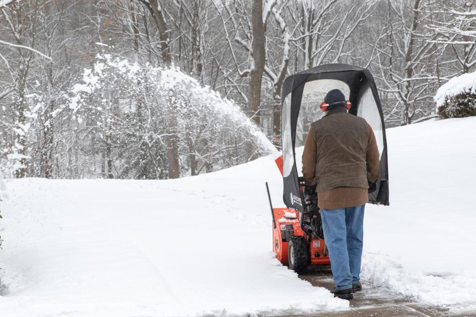 UPDATED snow totals: 11 inches in Fairfax, 9 in Prince
