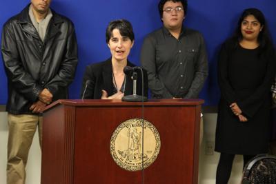 Sen. Jennifer Boysko, D-33rd, of Fairfax