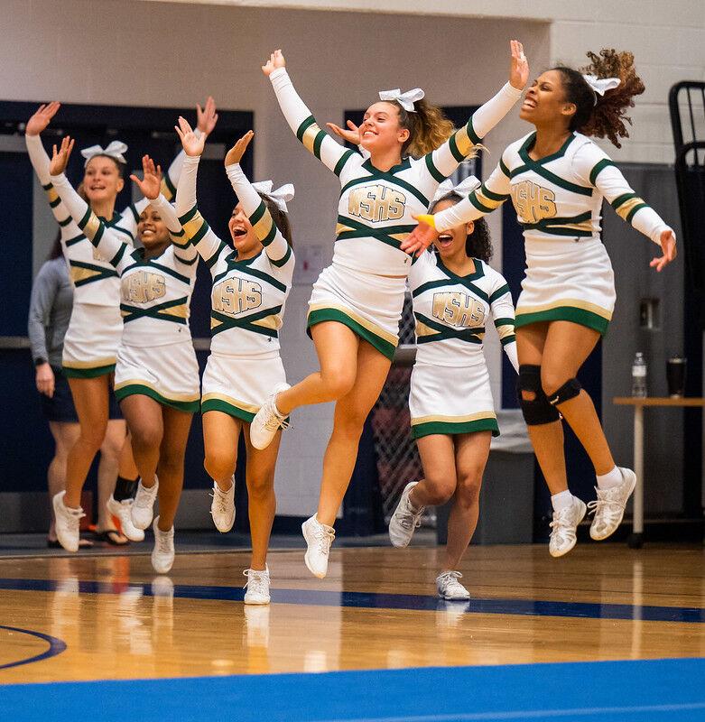 51581481099_63ba5cec1f_c.jpg. Woodbridge Senior High School cheerleaders 2021