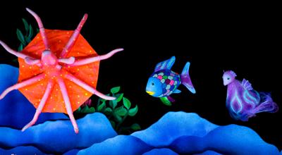 Rainbow Fish play at Hylton Performing Arts Center