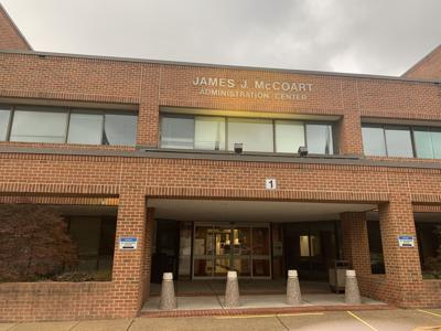 James J. McCoart Administration Center Prince William County