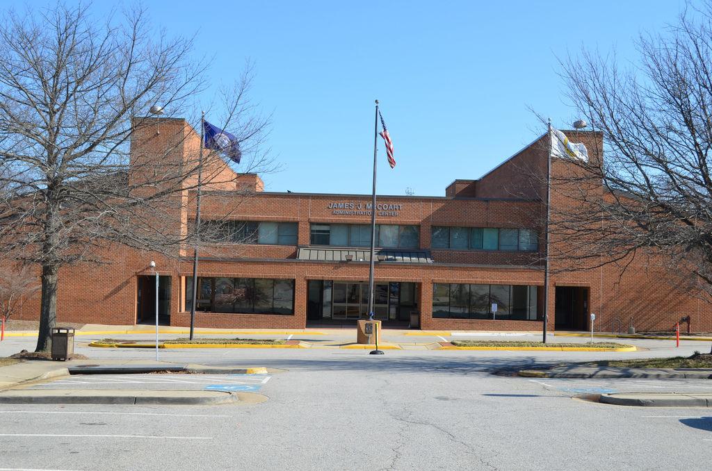James J. McCoart Administration Building