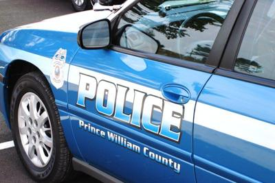 prince william police cruiser