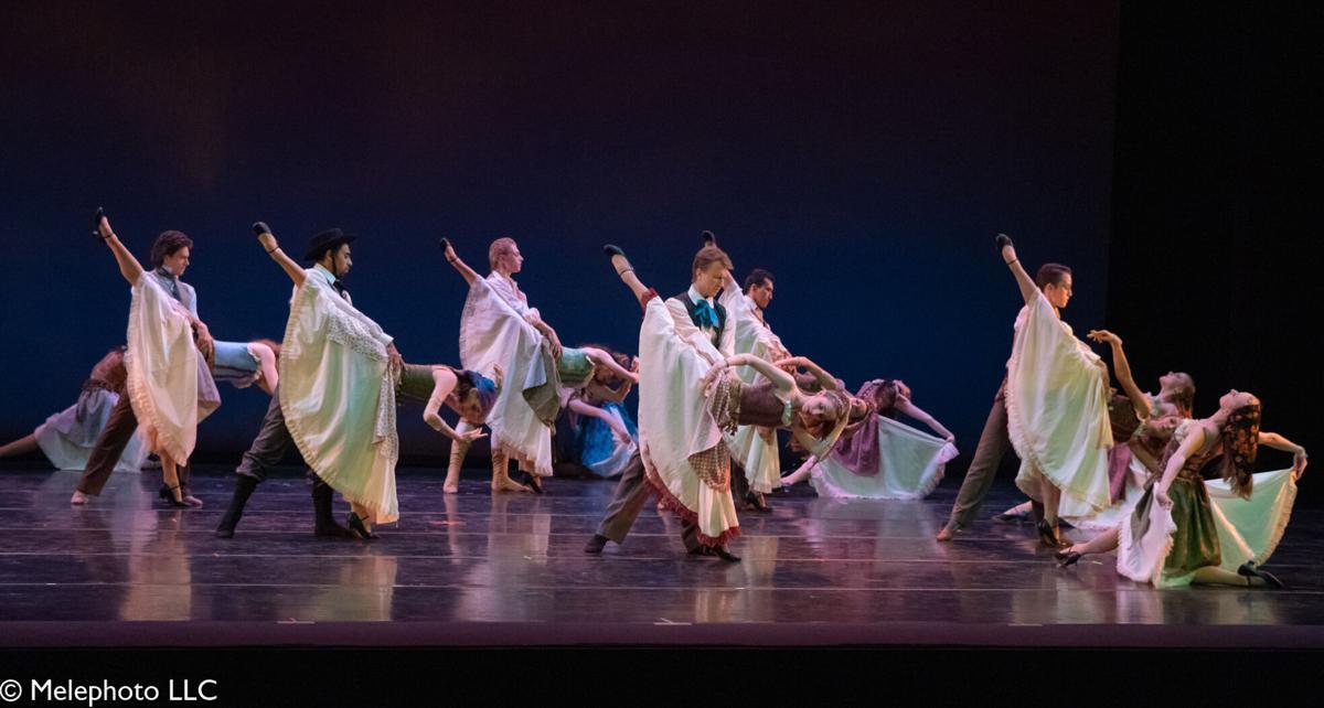 Dracula photo Manassas Ballet Theatre
