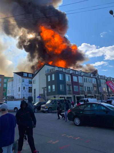 South Alex fire
