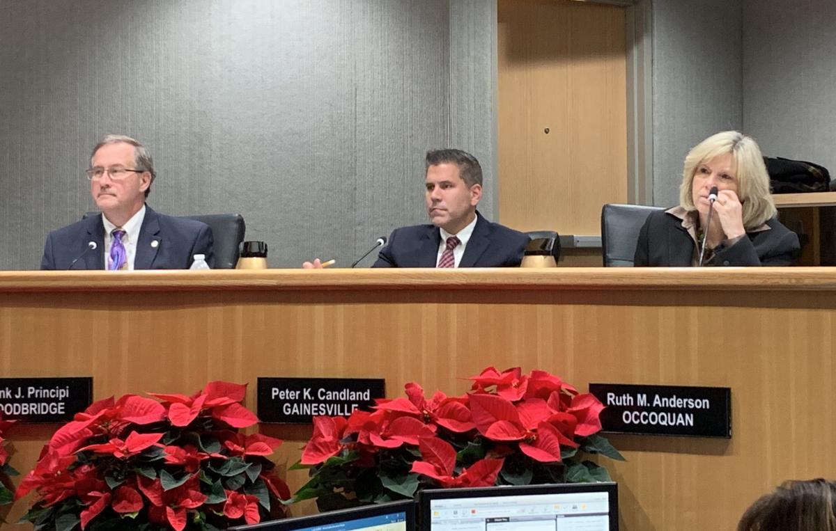 Prince William Board of Supervisors ERA vote Nov. 21, 2018