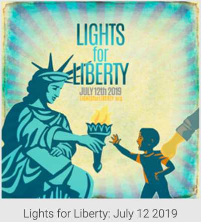 Lights for Liberty logo