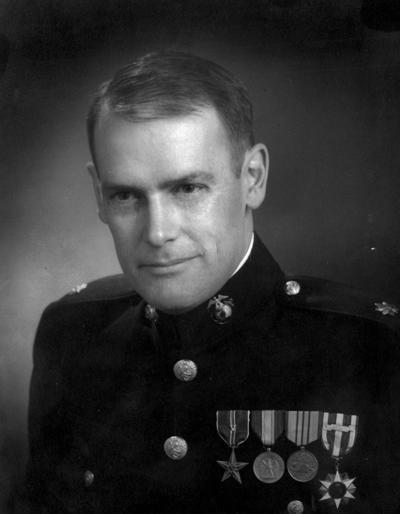 Lieutenant General Anthony Lukeman, USMC (Ret)