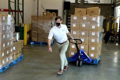 Aaron Tolson, ACTS, Community Feeding Task Force