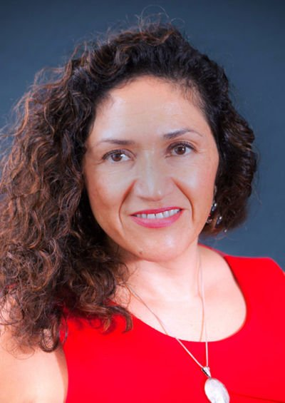 Aracely Panameno Dems firehouse primary Feb. 24, 2019