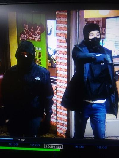Denny's armed robbers