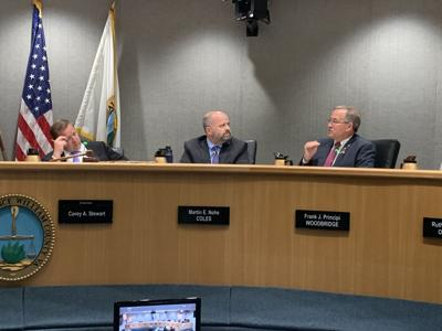 Supervisors discuss bond vote June 18, 2019 Stewart, Nohe Principi