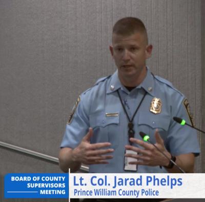 Deputy Police Chief Jarad Phelps