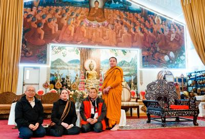 Catlett Wat Lao Buddhavong