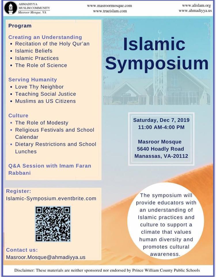 Teachers Symposium