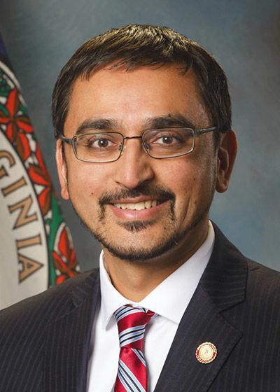 Virginia Secretary of Education Atif Qarni