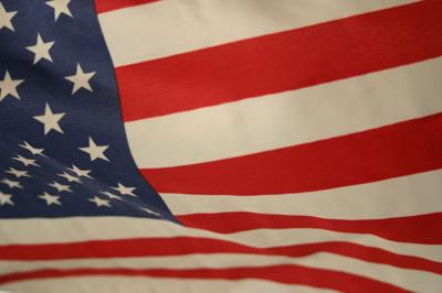 generic american flag