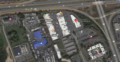 location of Prince William County homeless navigation center in Manassas