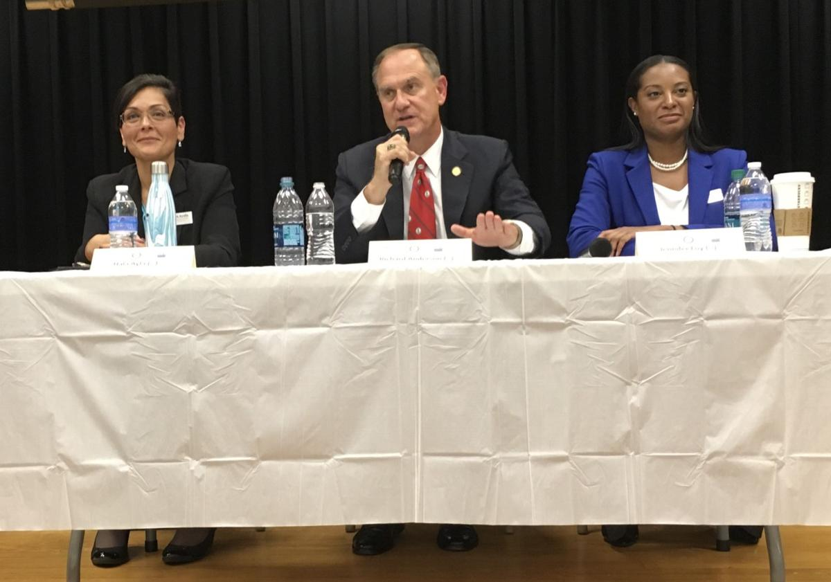 Delegate candidates appear at Oct. 6 candidate forum
