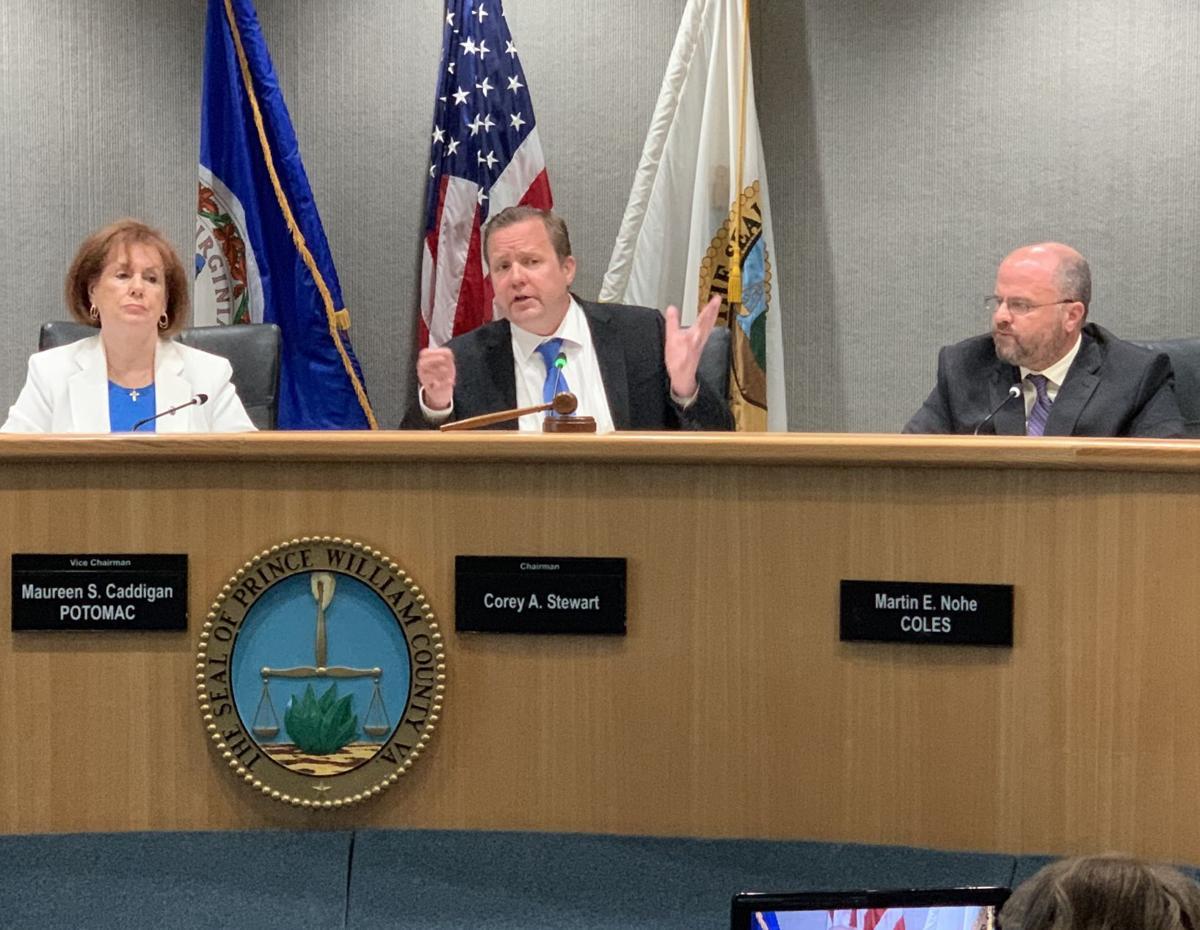 Corey Stewart during data center tax debate April 17, 2019